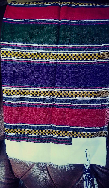 Multicolor Tallit